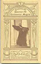 The Cincinnati Journal of Ceremonial Magick No.1 - Click for a closer look.